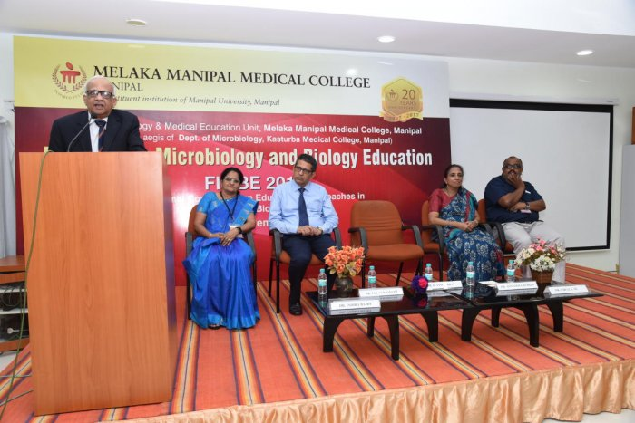 Manipal varsity VC stresses on conducting faculty development programmes
