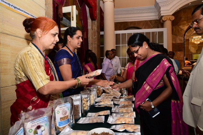 3-day global trade fair on millets in Jan