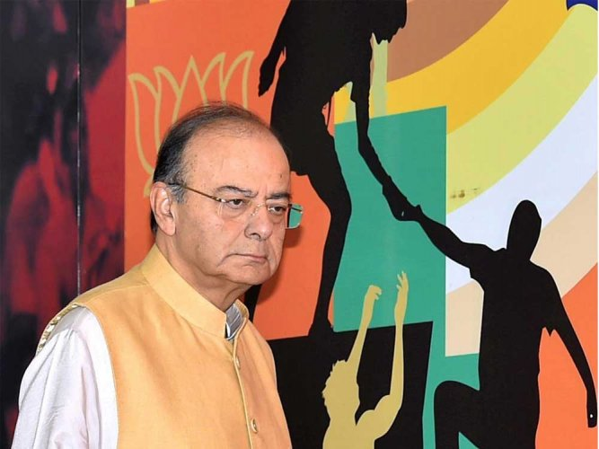 Demonetisation was a watershed moment: Jaitley