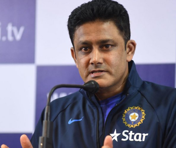 Headmaster tag came back to me later in my career: Kumble