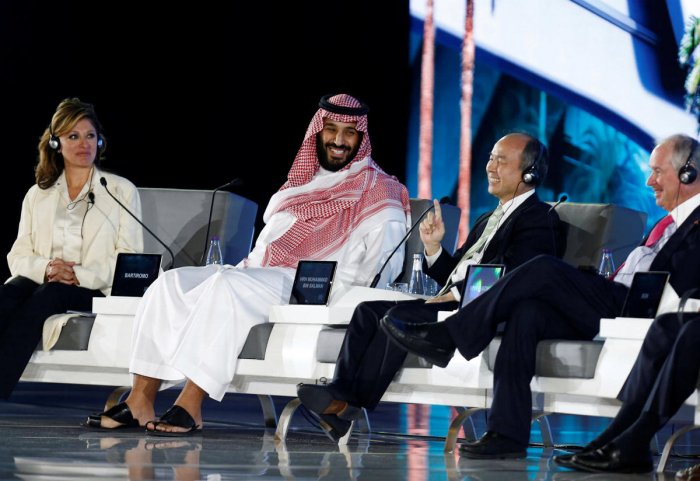 Time to ask why tech embraces Saudi cash