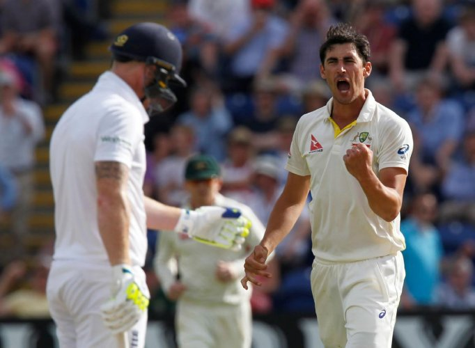 Mitchell Starc bags two hat-tricks in one match