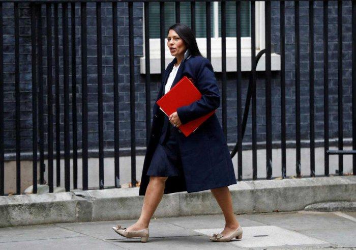 Indian-origin UK minister Priti Patel's political future hangs in balance
