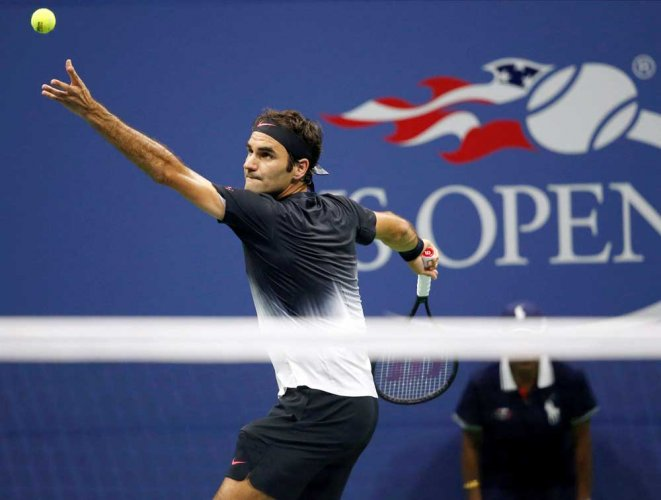 Federer paired with Zverev