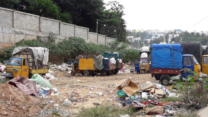 Garbage dumping goes unchecked in Vrishabhavathi
