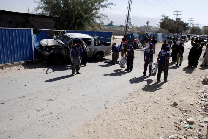 AIG among 4 police officers killed in suicide attack in Pak