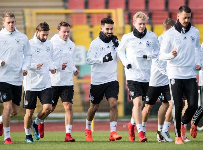 Opportunity knocks for England, Germany hopefuls