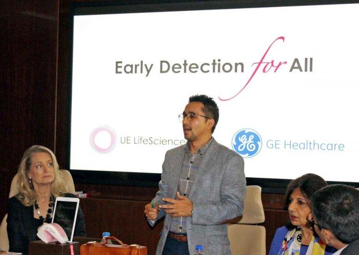 GE Healthcare partners with UE LifeSciences
