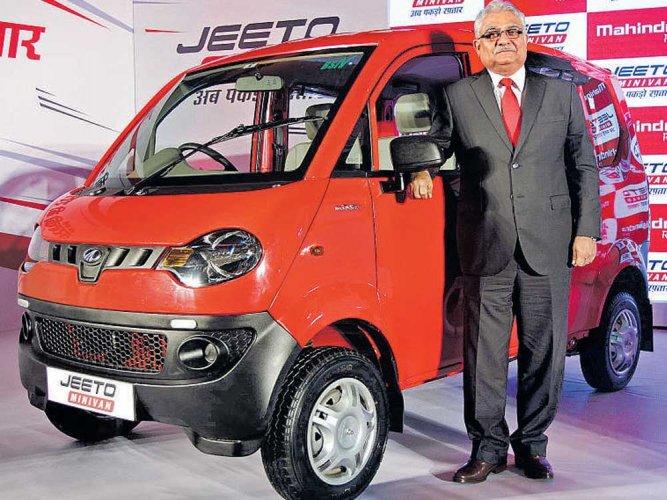 Mahindra Logistics to debut on bourses
