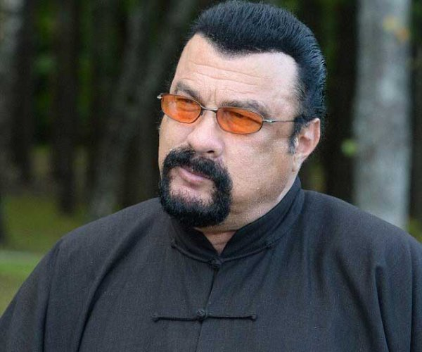 Action star Steven Seagal accused of sexual harassment