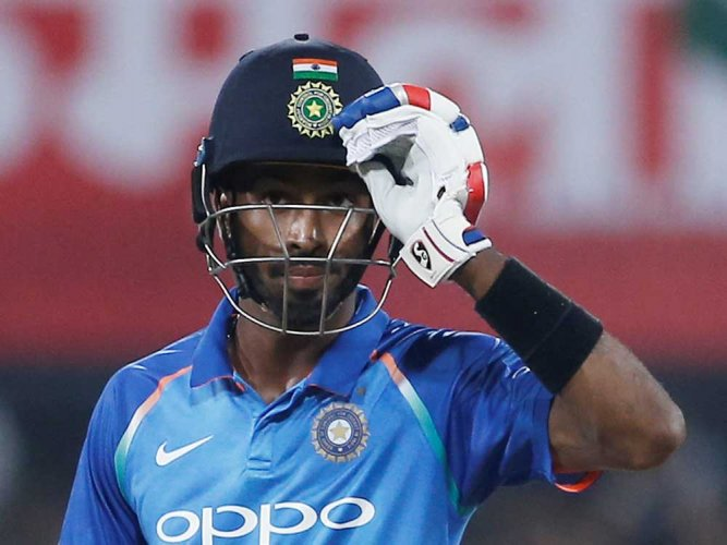 Pandya rested for first two Tests against Lanka