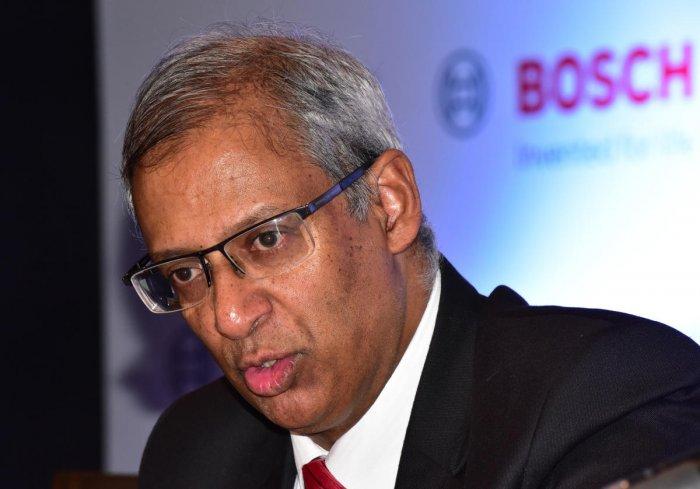 Bosch Q2 net declines 50%