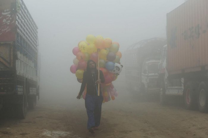In Lahore, smog has become 'fifth season'