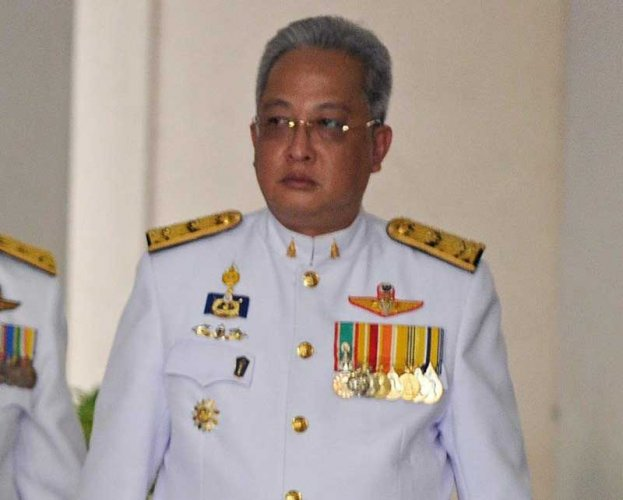 Top Thai royal aide sacked for 'evil acts': palace