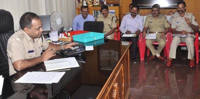 Security strengthened ahead of Parivarthana Yatra in Udupi