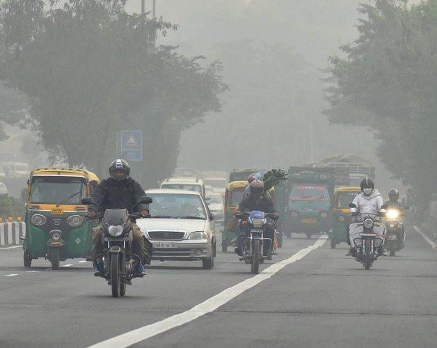 Air quality in Delhi still 'severe'
