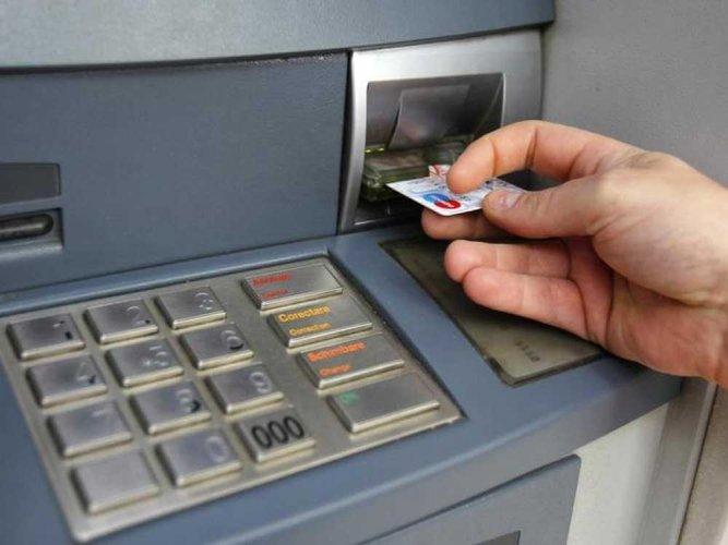 ATM Cash Custodian Arrested