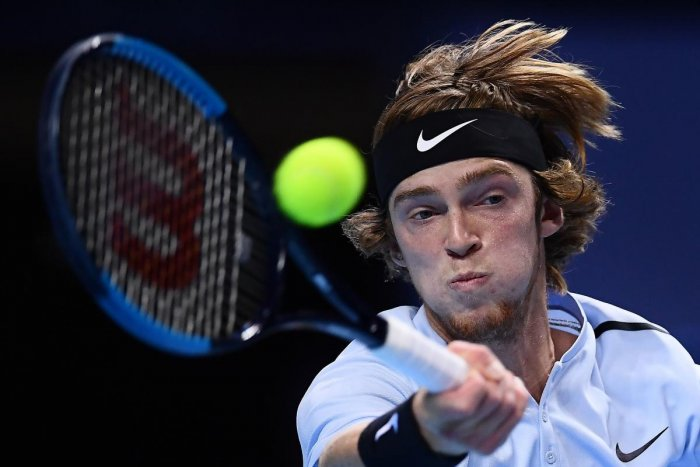 Rublev to take on Chung in Next Gen ATP finals