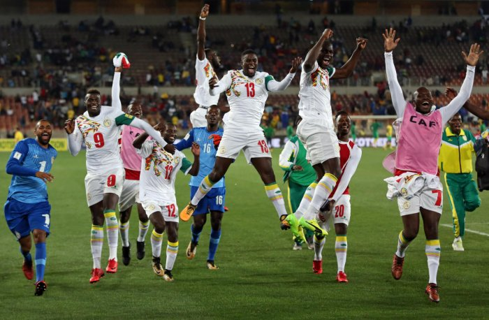 Senegal power past South Africa to book World Cup spot