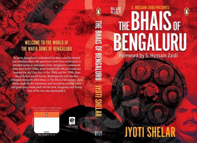 Book explores Bengaluru's underworld