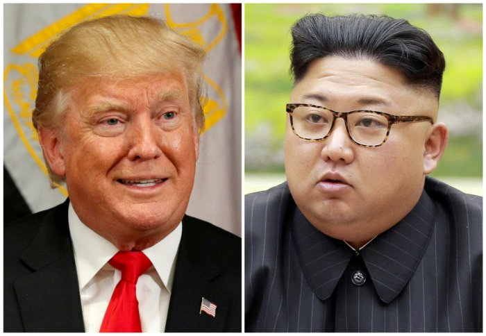 'Old' Trump takes dig at 'short and fat' Kim Jong-Un