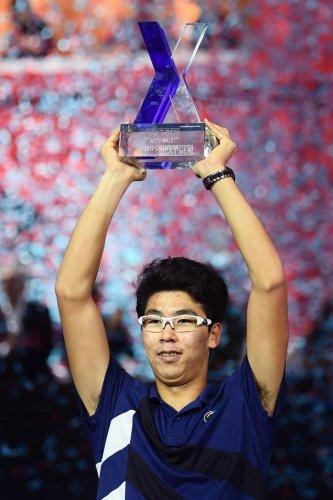 Chung wins Next Gen crown