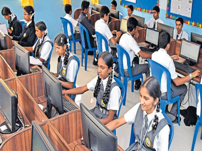 Nearly 36 lakh government school students to take competency test