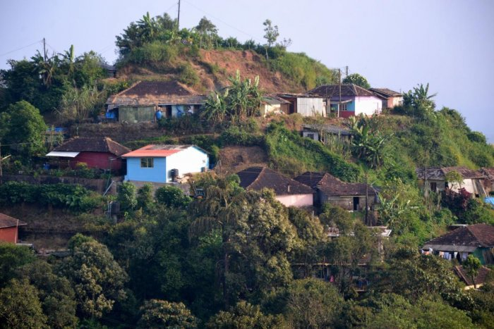 Layouts in Madikeri are devoid of basic facilities