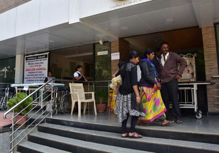 Doctors strike hits OPD services in pvt hospitals