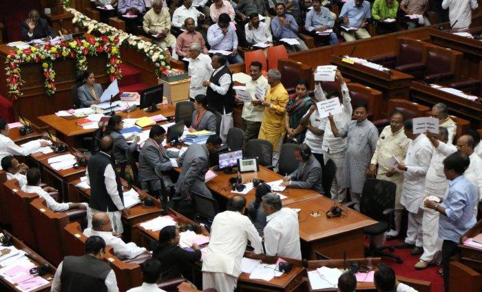 BJP mounts pressure seeking George's scalp