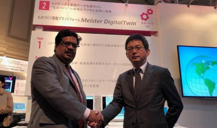Toshiba, Tech Mahindra partner to build smart factories