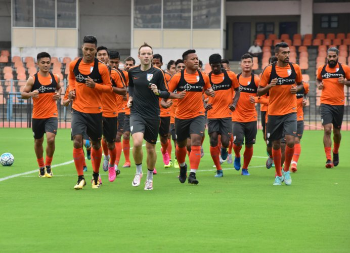 Asian Cup slot in pocket, India gear up for Myanmar challenge