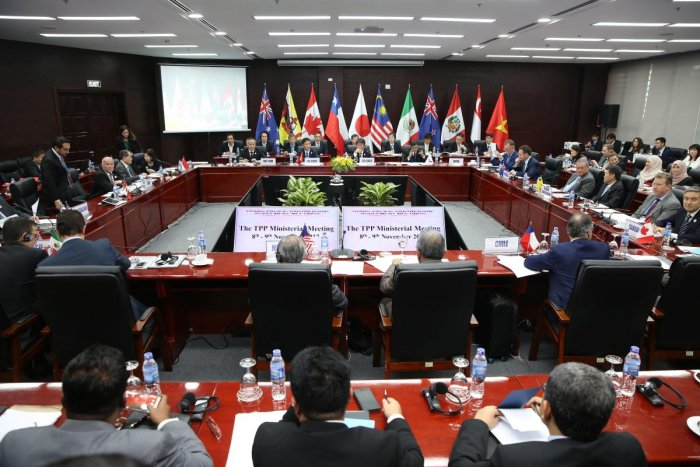 TPP nations move on new deal, minus US