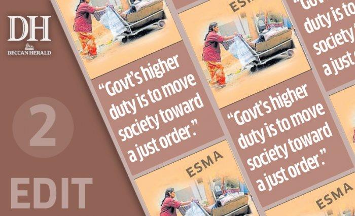 ESMA not answer, address grievances