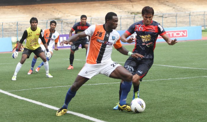 Indian Arrows return to I-League fold