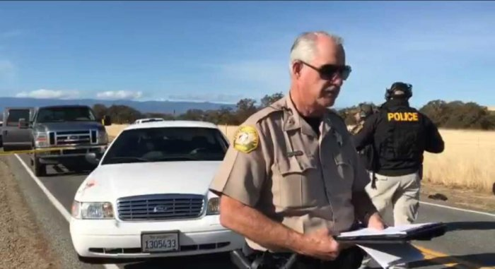 Four killed in California mass shooting