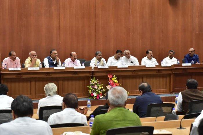 CM to decide fate of KPME Bill