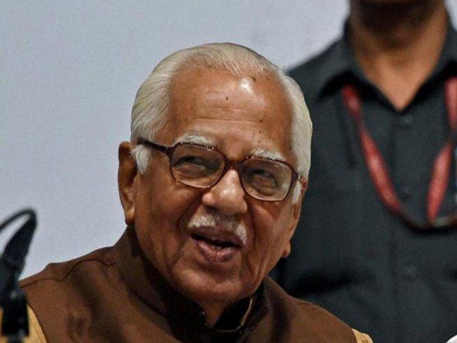 UP Governor Ram Naik says SC Ayodhya decision to be binding
