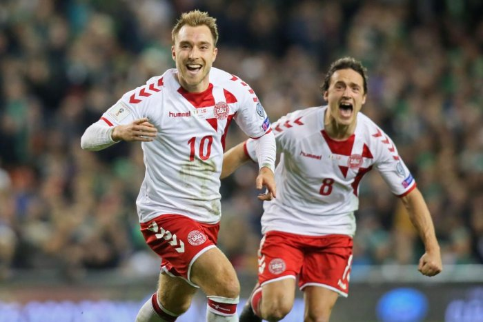 5-star Denmark punch Russia tickets