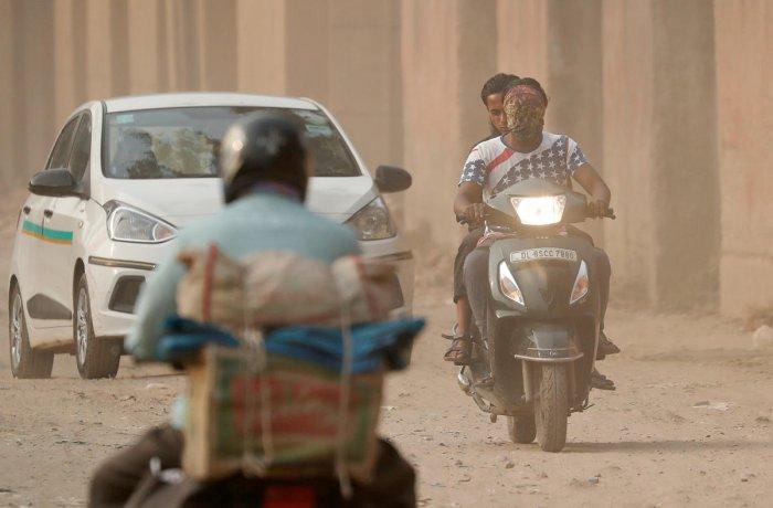 Money no bar in fighting Delhi's toxic air
