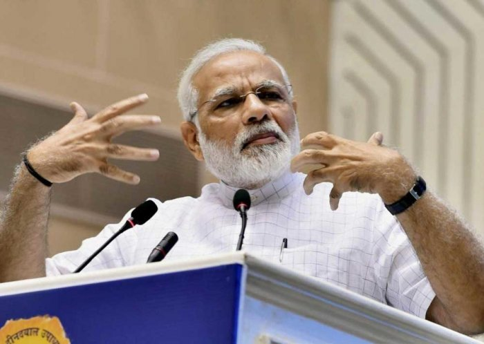 Fully committed to upholding freedom of press, says Modi