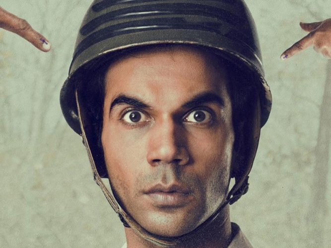 Want 'Newton' to break India's dry spell at Oscars: Rajkummar
