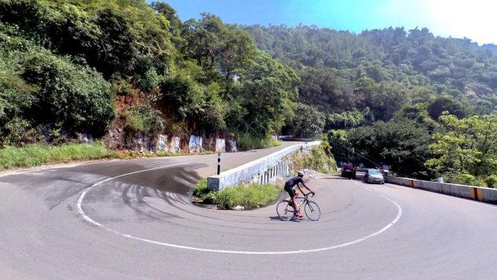 An uphill ride to Yercaud