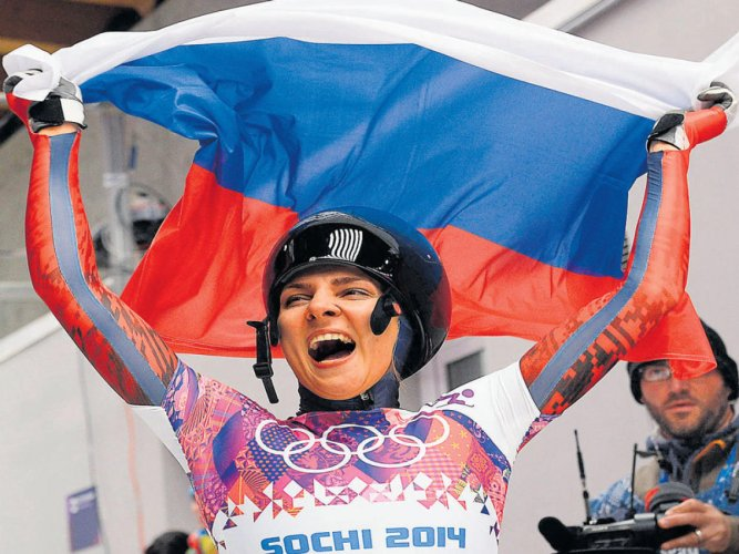 Russia 'not compliant' over doping as Olympics loom