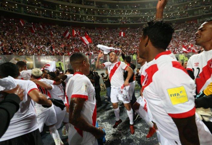 Peru claims final World Cup spot