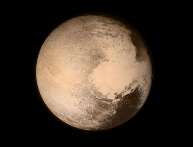 Haze particles make Pluto colder than expected