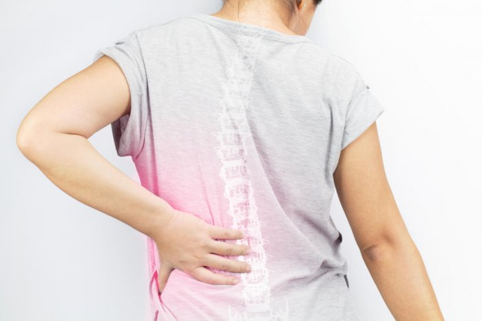 Everyday habits may lead to spondylosis