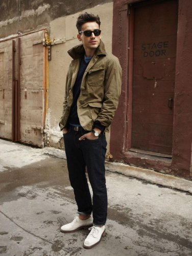 Cool looks for winter