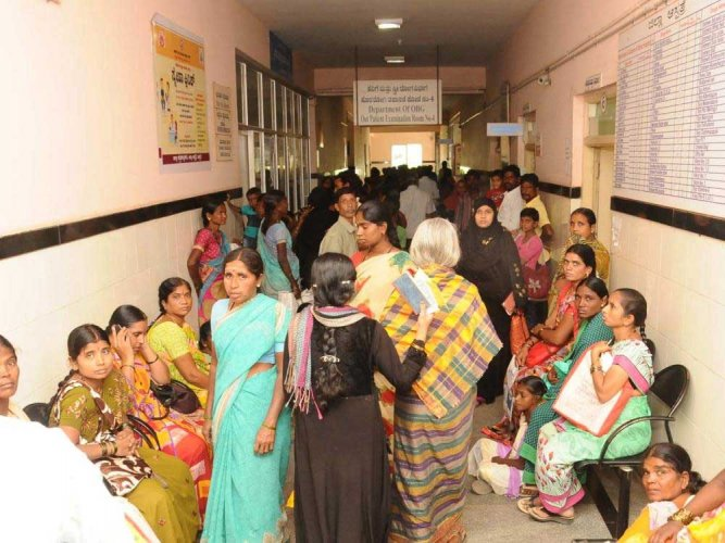 Doctors' strike: farmer fail to get timely treatment, dies