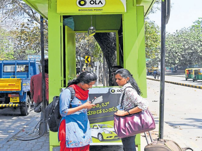 BMTC seeks action against Ola over Share Express